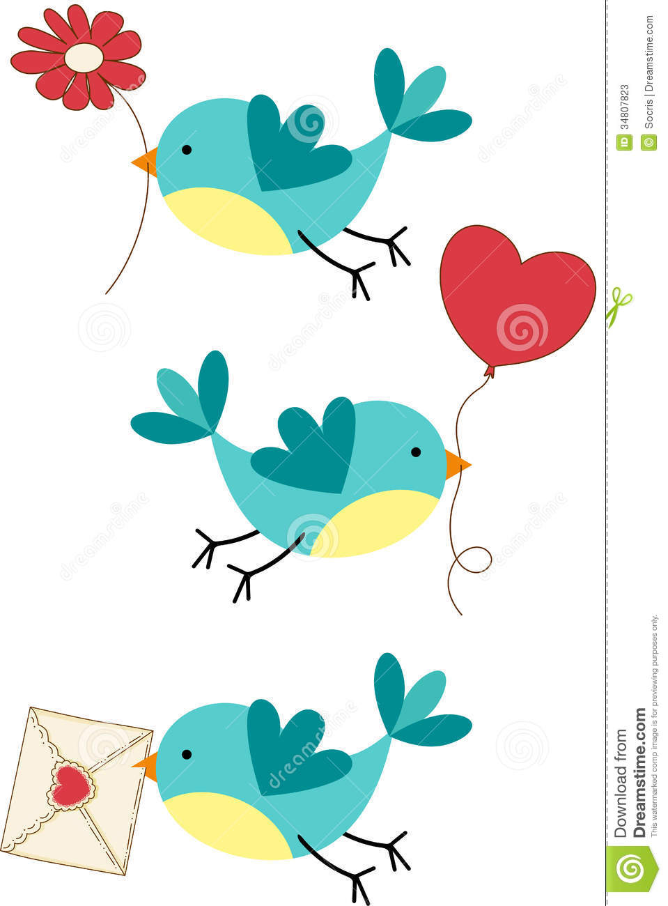 Love clipart mint gree clipart free download Mint green love bird clipart - ClipartFest clipart free download