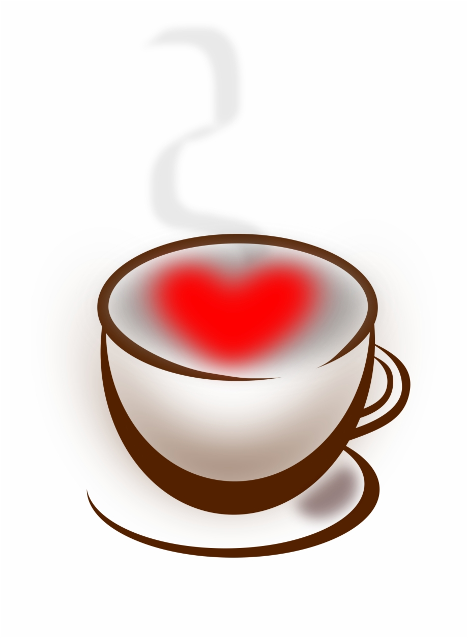 Love coffee clipart image black and white Coffee Clipart Coffee Love - Coffee With Love Clipart ... image black and white