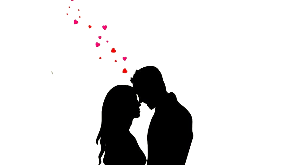 Love couple cliparts vector free library Romantic Love Couple Png Clipart @ Pngimages.pics vector free library