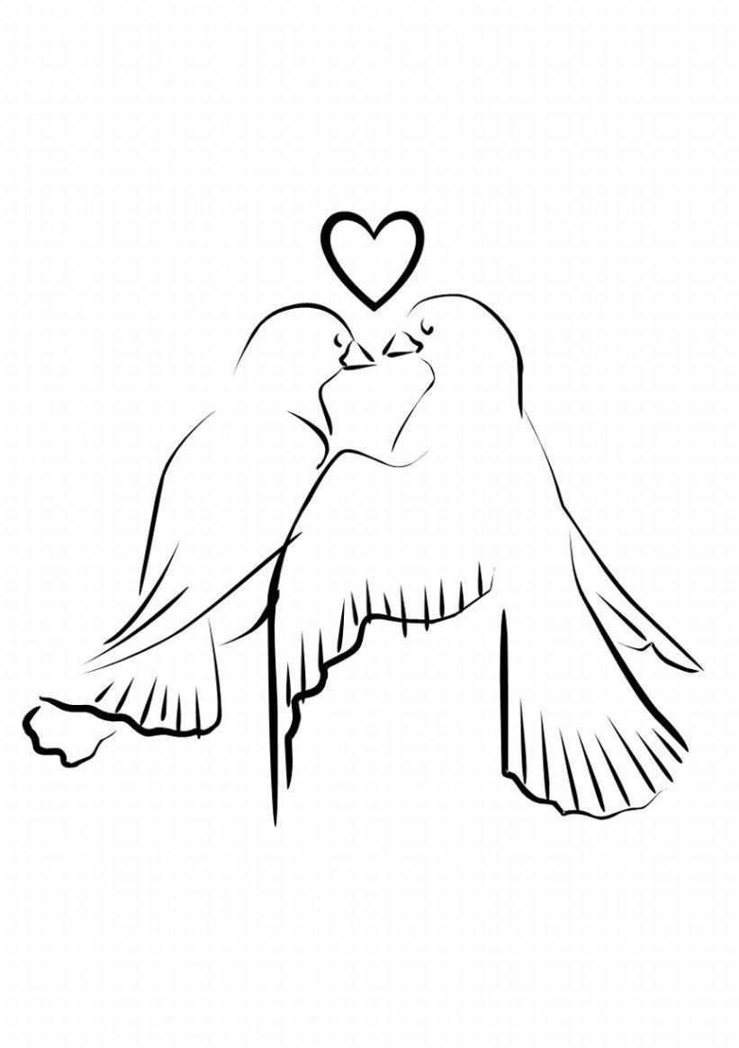 Love dove clipart svg download Love dove clipart 4 » Clipart Portal svg download