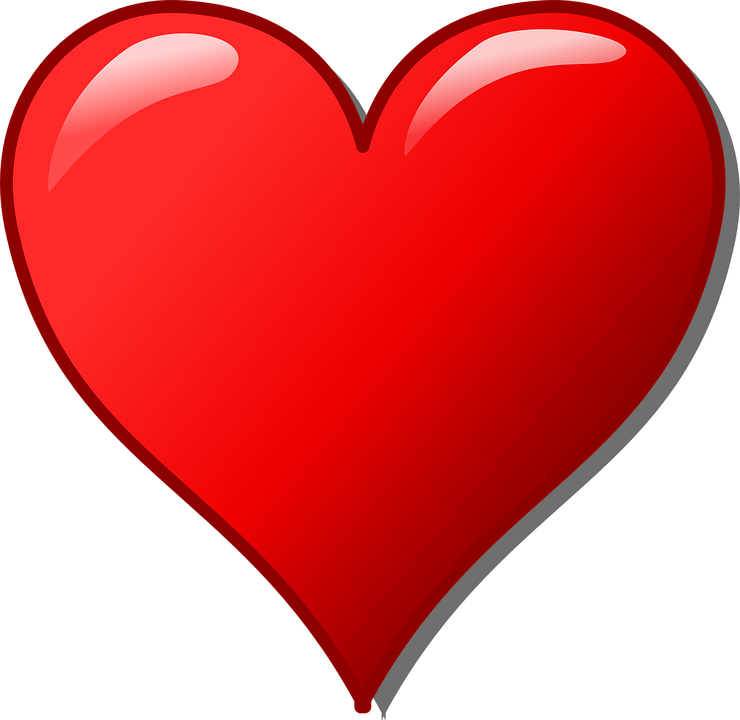 Love from us all png clipart transparent download Heart - Free images on Pixabay transparent download