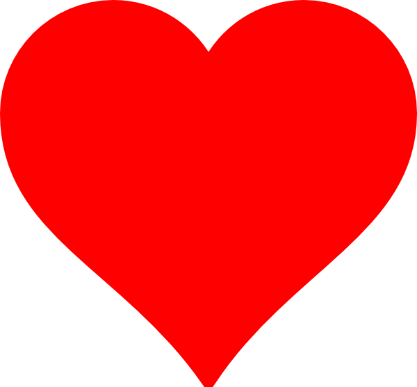 Heart shaped football clipart banner royalty free download Hearts clipart love heart free clipart images - Clipartix banner royalty free download