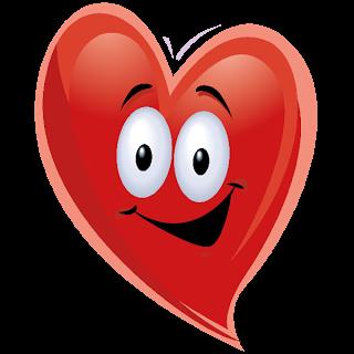 Love hearts happy clipart image transparent stock Funny Valentine Hearts - Valentine Images image transparent stock