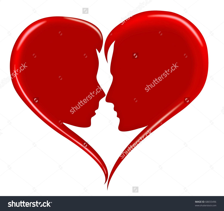 Love hearts happy clipart free library Love hearts happy clipart - ClipartFest free library