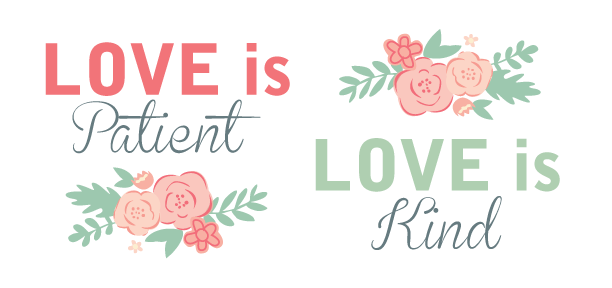 Love is kind clipart banner free Love is Patient, Love is Kind – Viva Life Christian Bookstore banner free