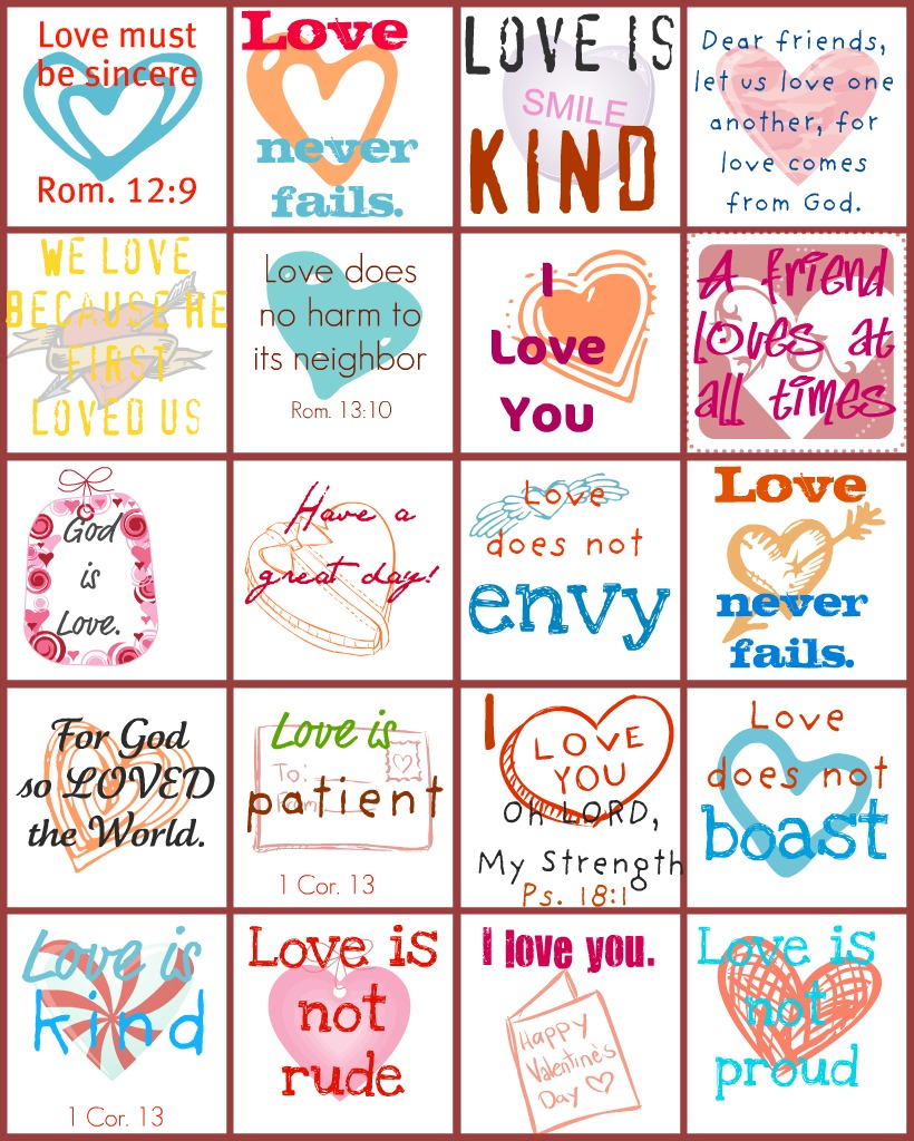 Love is kind clipart graphic free stock Kianna's Korner: Bible Memory Verses: 1 & 2 graphic free stock