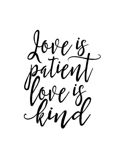 Love is patient love is kind clipart clip royalty free The Merry Catholic: Speaking the Truth in Love clip royalty free