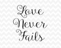Love never fails clipart clip art free Popular items for love never fails - Clip Art Library clip art free