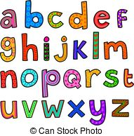 Lower case alphabet clipart banner black and white library Lower case alphabet clipart - ClipartFest banner black and white library