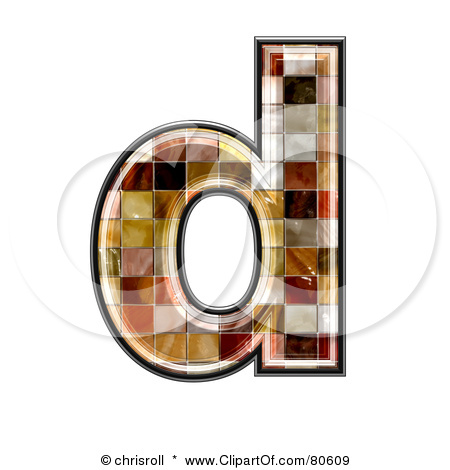 Lower case letter d clipart picture download Royalty-Free (RF) Letter D Clipart, Illustrations, Vector Graphics #11 picture download