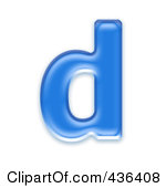 Lower case letter d clipart clipart black and white library Royalty Free Letter D Illustrations by chrisroll Page 1 clipart black and white library