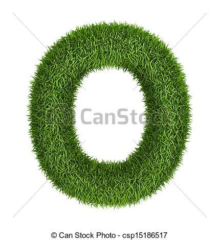Lower case letter o clipart png transparent Clipart of Natural grass letter o lowercase - Letter o lowercase ... png transparent