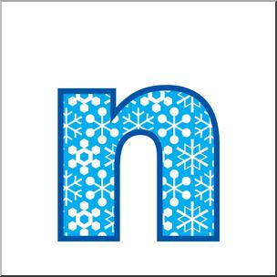 Lower case letters clipart jpg freeuse Clip Art: Alphabet Set 02: N Lower Case Color I abcteach.com ... jpg freeuse