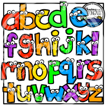 Lowercase letters clipart svg free a-z Lowercase Letters Clipart (Alphabet Clipart) svg free