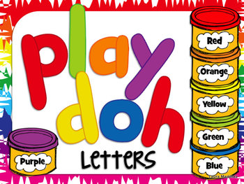 Lower case letters clipart image library library Playdoh Letters **Lowercase** and Numbers Clipart | ABC ... image library library