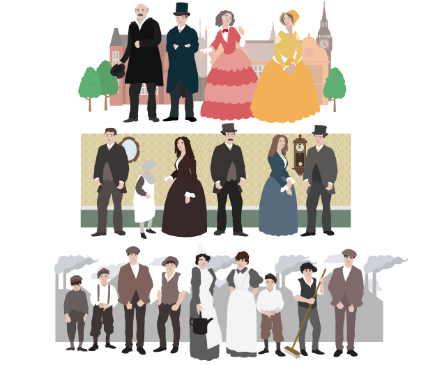 Lower class people clipart jpg transparent stock Sociology Project on emaze jpg transparent stock