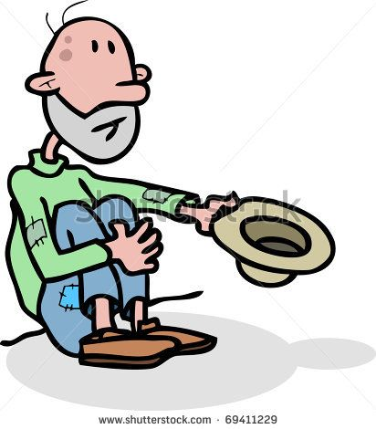 Lower class people clipart picture free stock Group of poor people clipart - ClipartFest picture free stock