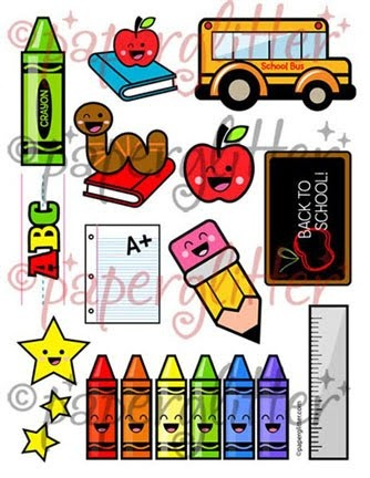Lower class schools clipart svg library download 17 Best ideas about Back To School Clipart on Pinterest   Line art ... svg library download