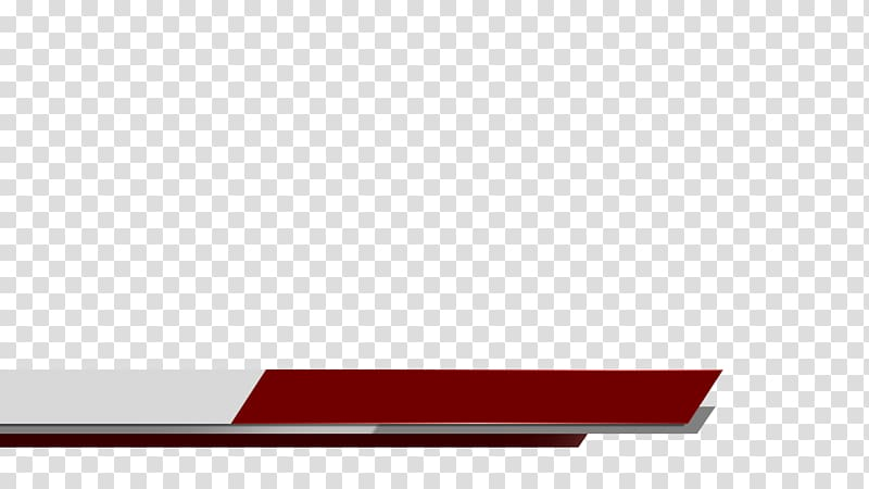 Lower third clipart transparent png freeuse stock Red and white border, Lower third, lower thirds transparent ... png freeuse stock