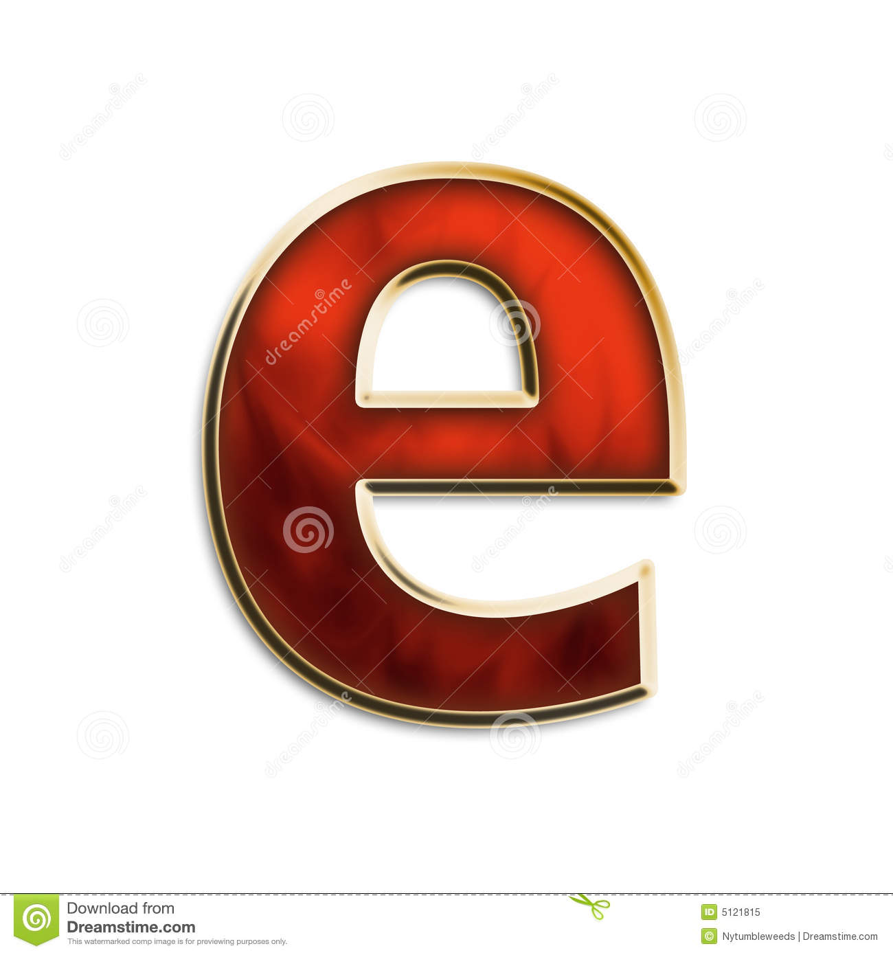 Lowercase e clipart with no background svg transparent library Fiery Lowercase E Royalty Free Stock Photo - Image: 5121815 svg transparent library