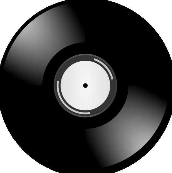 Lp clipart freeuse Vinyl Disc Record Clip Art at Clker.com - vector clip art ... freeuse