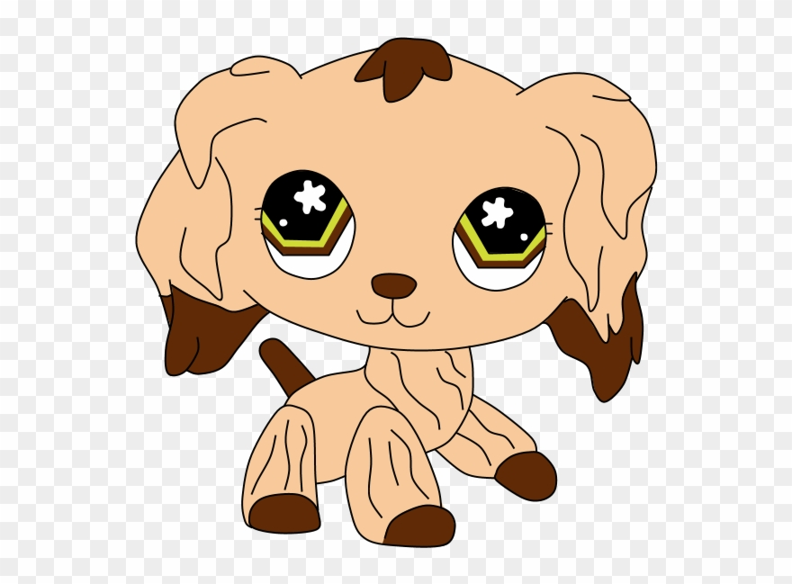 Lps clipart jpg royalty free Lps Cocker Spaniel Drawing Clipart (#1499807) - PinClipart jpg royalty free