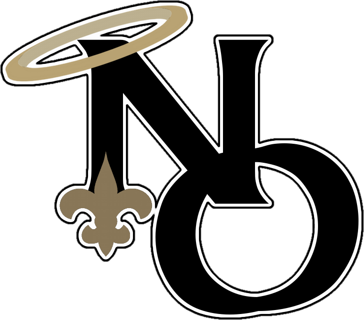 New orleans saints football clipart freeuse download New Orleans Saints Clip Art | New Orleans Saints Alt logo by ... freeuse download