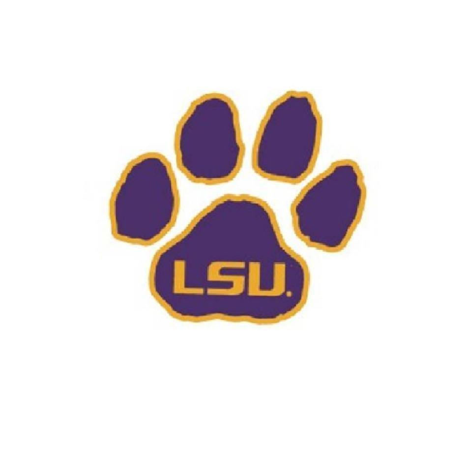 Lsu football clipart free clip royalty free download LSU Football Clip Art free image clip royalty free download