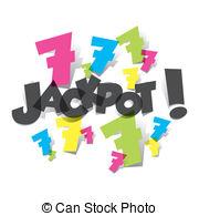 Lucky 7 clipart clip art free Lucky 7 Bingo Clipart - Clipart Kid clip art free