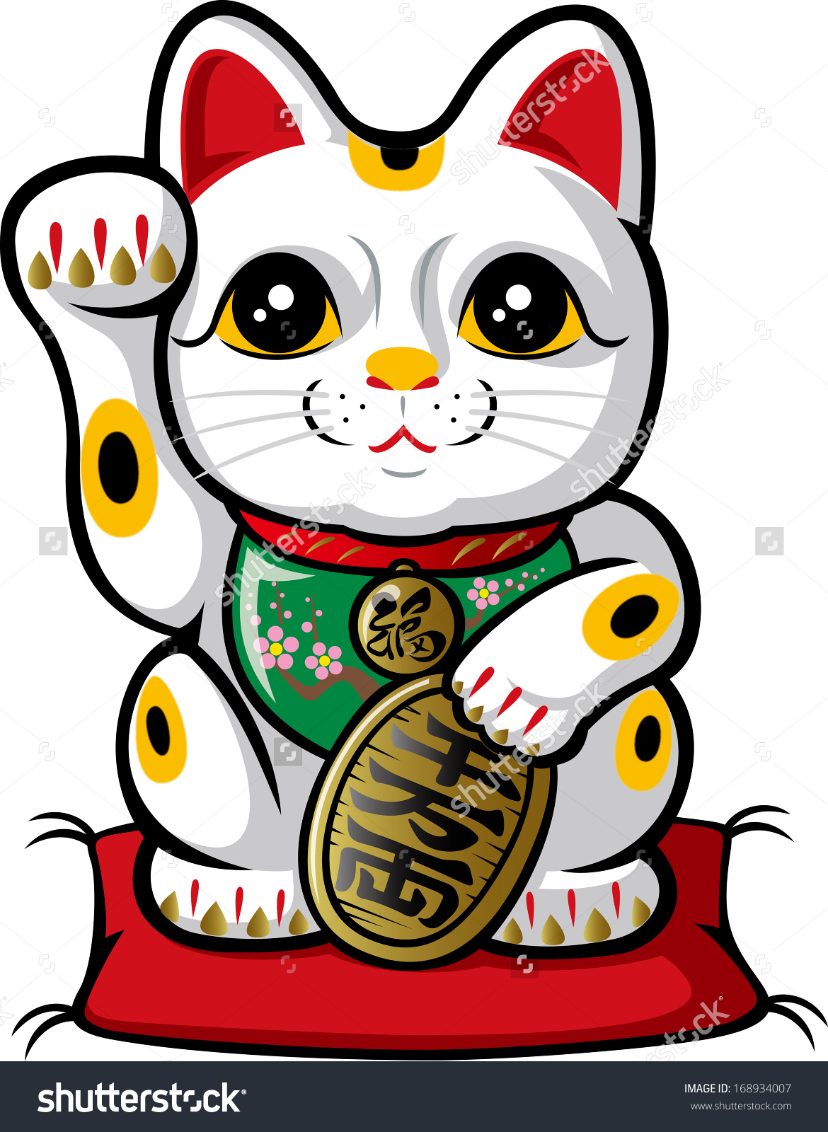 Lucky cat clipart png freeuse stock Fortune cat clipart - ClipartFox png freeuse stock