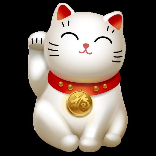 Lucky cat clipart svg download Lucky cat clipart - ClipartFest svg download