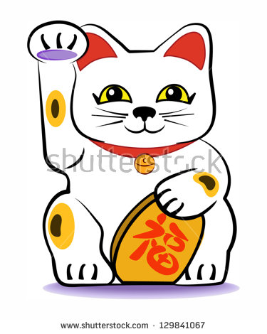 Lucky cat clipart svg download Lucky Cat Stock Images, Royalty-Free Images & Vectors | Shutterstock svg download