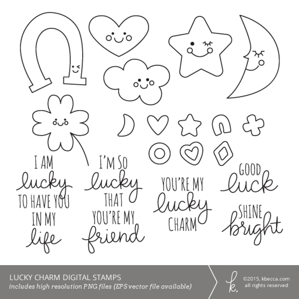 Lucky charm clip art graphic freeuse stock lucky charm personal commercial use clip art eps20 PNG lucky ... graphic freeuse stock