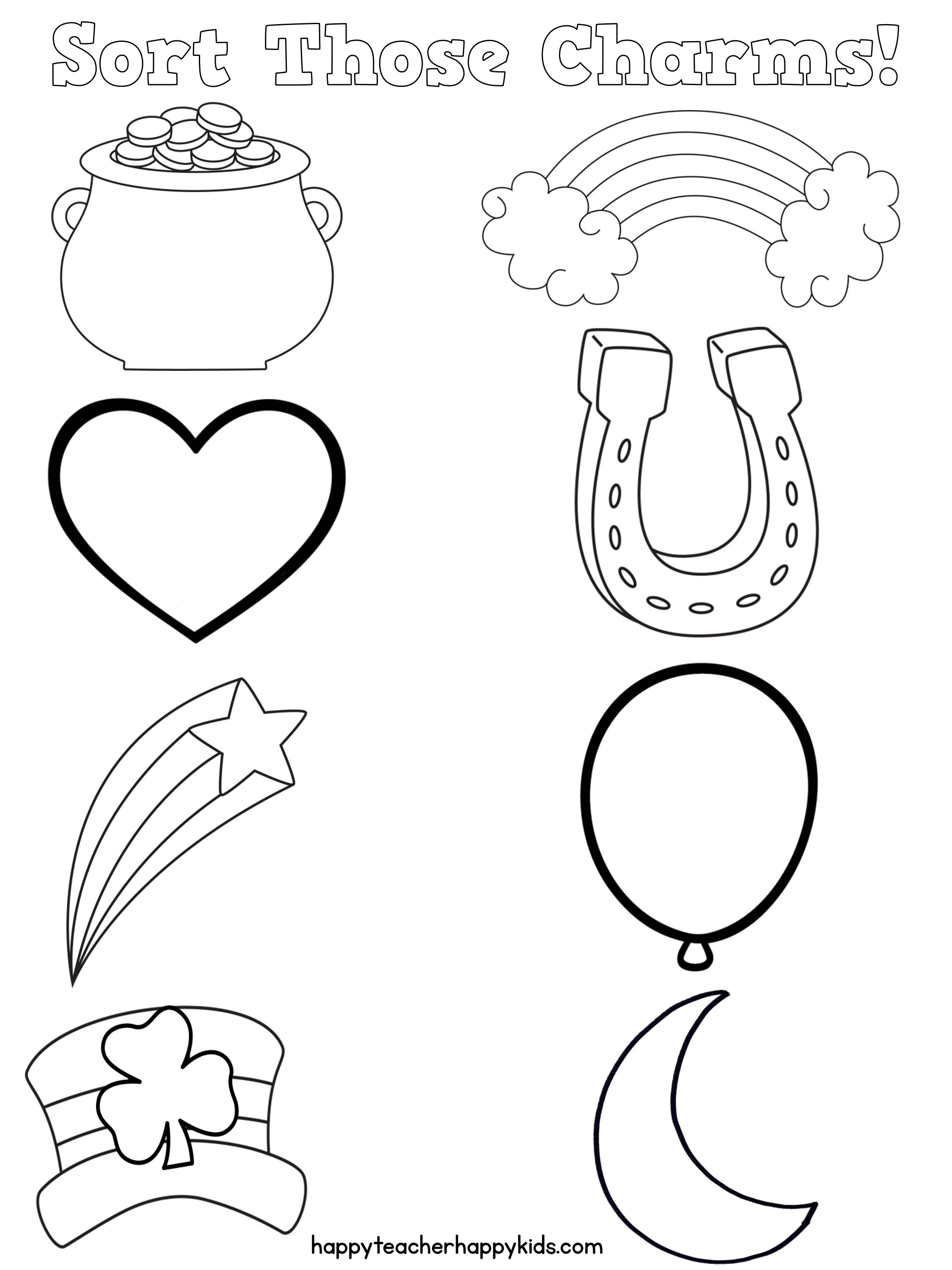 Lucky charm clip art clip black and white download Lucky charms clipart - ClipartFest clip black and white download