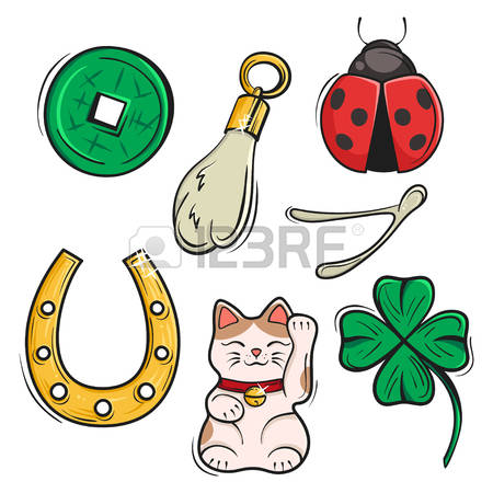 Lucky charm clip art image library download 746 Good Luck Charm Stock Illustrations, Cliparts And Royalty Free ... image library download