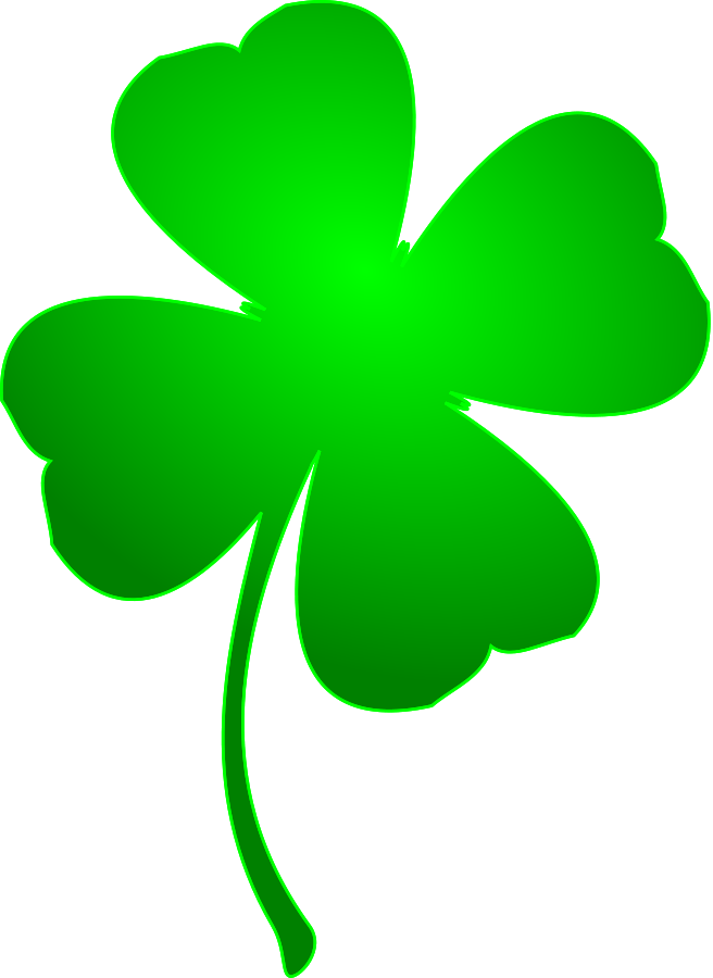 Lucky clipartfest irish. Crown leaf clover clipart