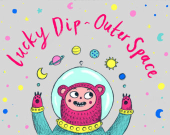 Lucky dip clip art png library library Mystery bag | Etsy png library library