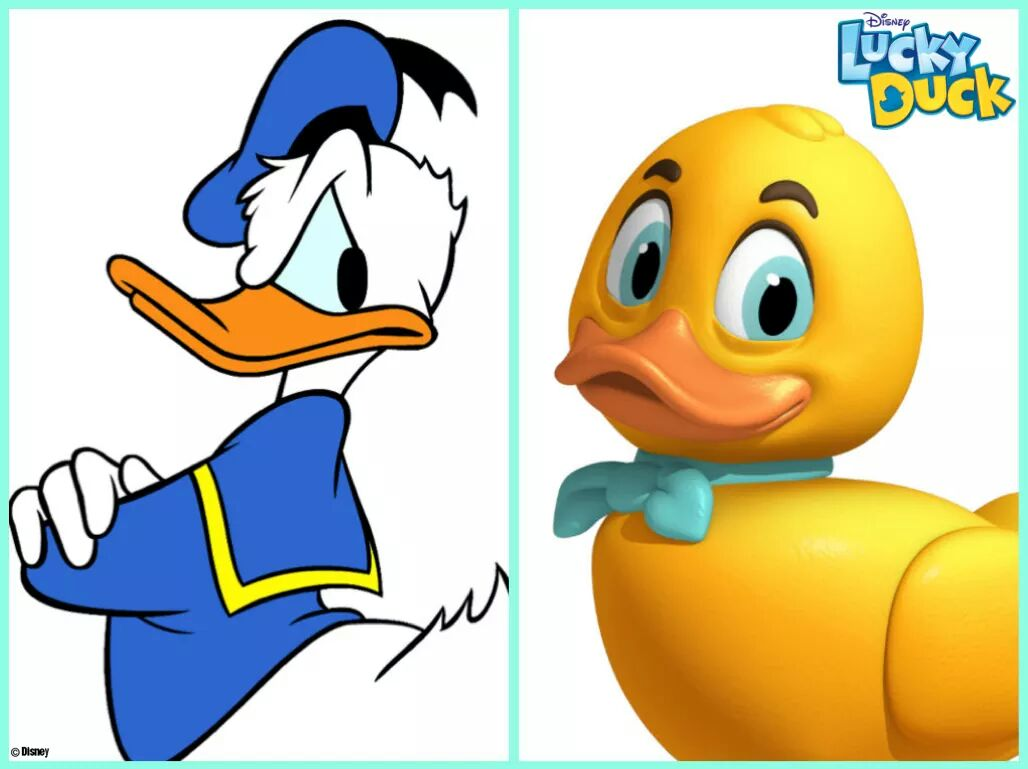 Lucky duck clipart graphic free Lucky Duck/Gallery | Disney Wiki | Fandom powered by Wikia graphic free