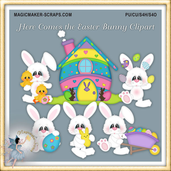 Lucky easter bunny clipart clip download Lucky easter bunny clipart - ClipartFest clip download