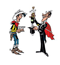 Lucky luke clipart banner royalty free library Clip Art - Clip art lucky luke 990125 banner royalty free library