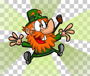 Lucky the leprechaun clipart svg royalty free stock Lucky The Leprechaun PNG Images, Lucky The Leprechaun ... svg royalty free stock
