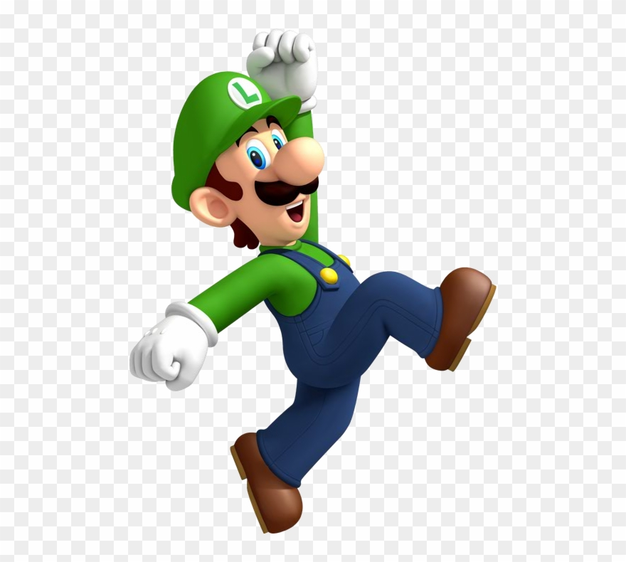 Mario brothers clipart clip art free stock Super Mario Brothers Luigi Clipart (#2124701) - PinClipart clip art free stock