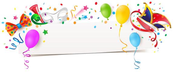 Luftballons und luftschlangen clipart image Bilder und Videos suchen: konfetti image