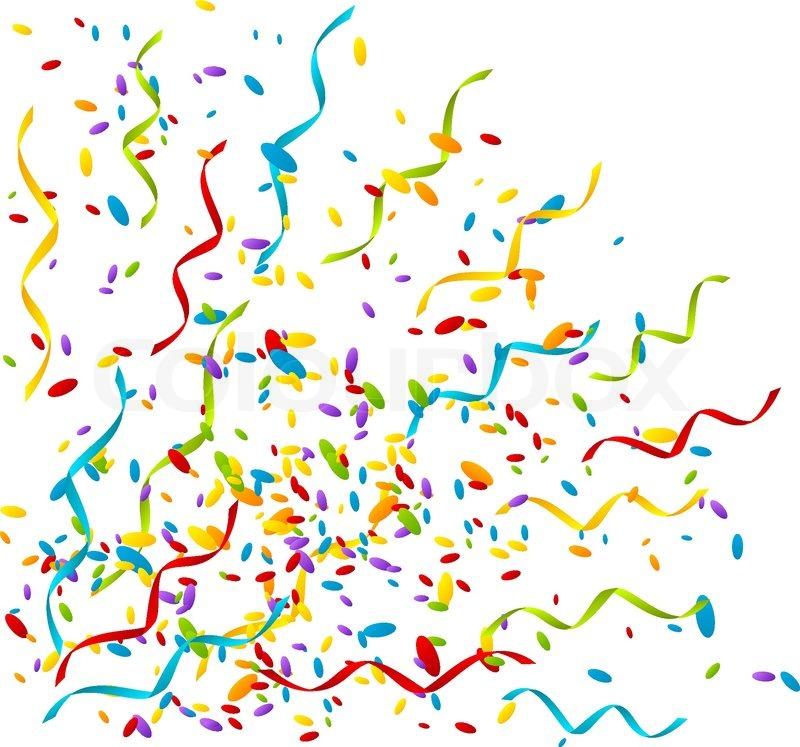 Luftballons und luftschlangen clipart picture library download Konfetti und luftschlangen clipart - ClipartFox picture library download
