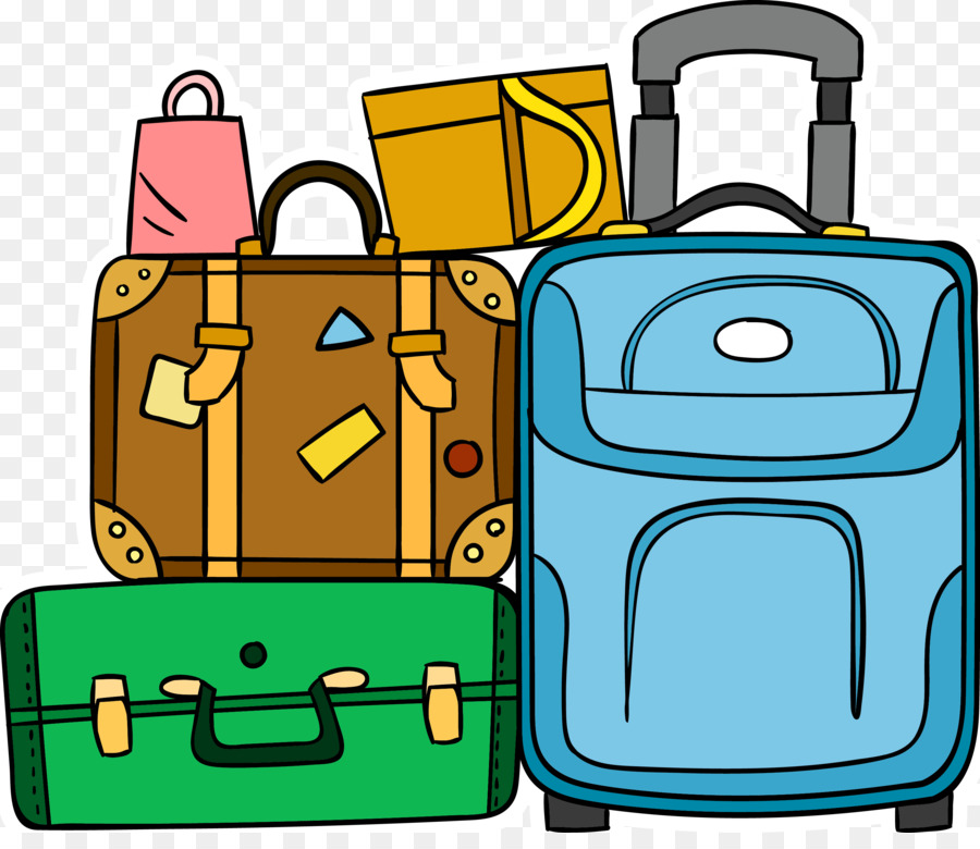 Luggage bag clipart svg black and white Travel Backpack clipart - Suitcase, Travel, Bag, transparent clip art svg black and white