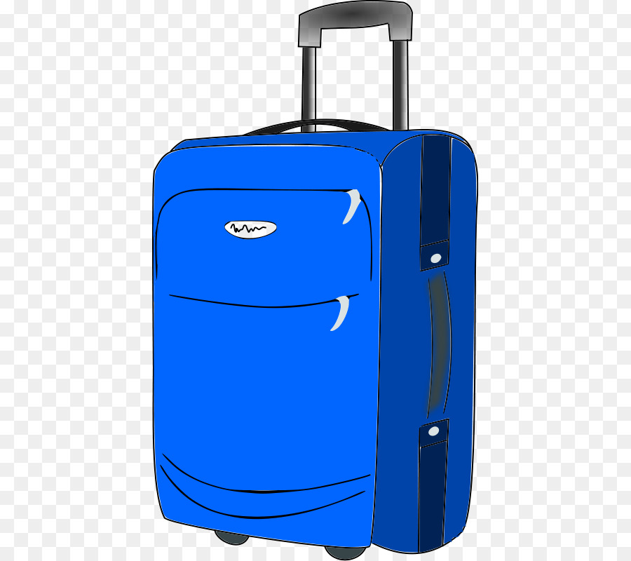 Luggage bag clipart free download Travel Blue Background png download - 465*800 - Free Transparent ... free download