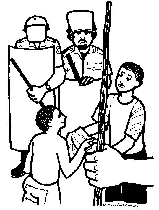 Luke 3 15-17 21-22 black & white clipart clip library download Luke 3:7-18 clip library download