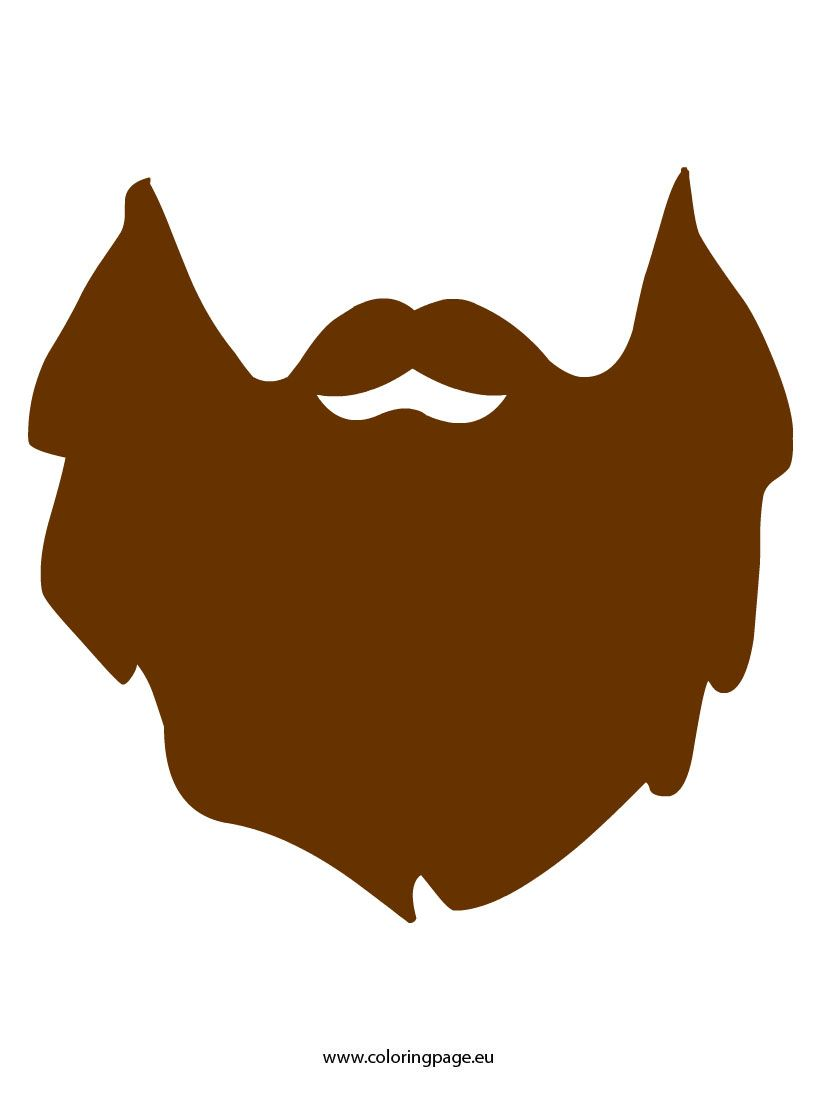 Lumberjack beard clipart vector transparent download Free beard clip art clipartal | Cricut | Beard clipart, Lumberjack ... vector transparent download