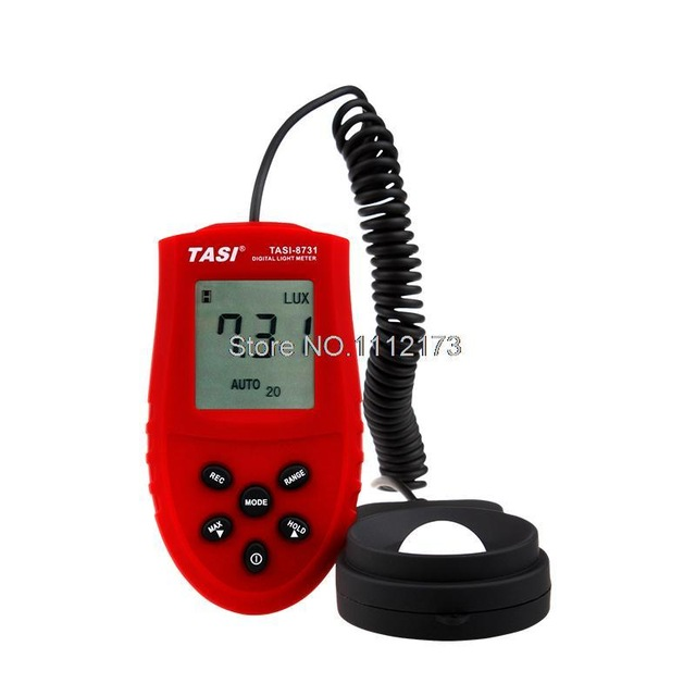 Luminometer clipart svg free library High quality 200000 Lux Split Light Luxmeter Meters Digital Illuminometer  Luminometer Photometer Lux/FC LM Tester TASI 8731-in Level Measuring ... svg free library