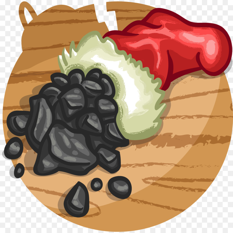 Lump of coal clipart graphic transparent Illustration Cartoon Fruit - you are getting a lump of coal graphic transparent